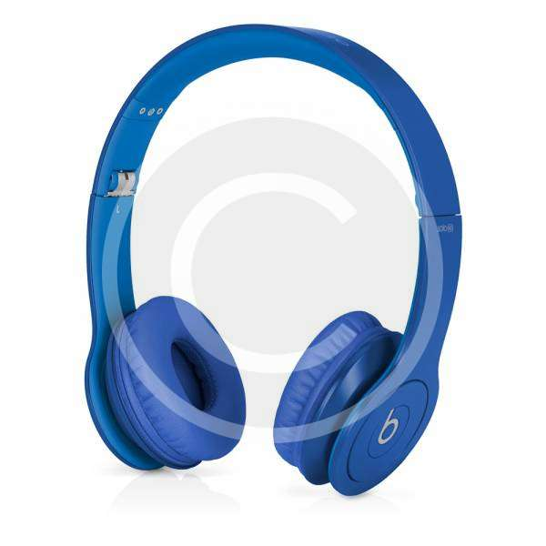 Beats Solo HD - Drenched in Blue 1